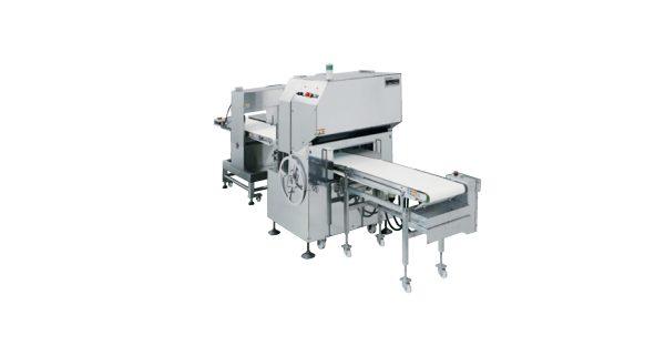 máy cắt thịt tươi sống tự động